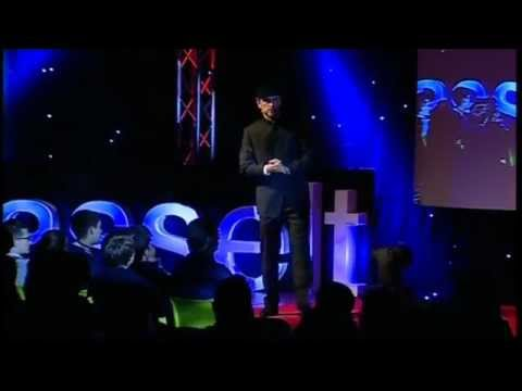 In the beginning was the code: Juergen Schmidhuber at TEDxUHasselt