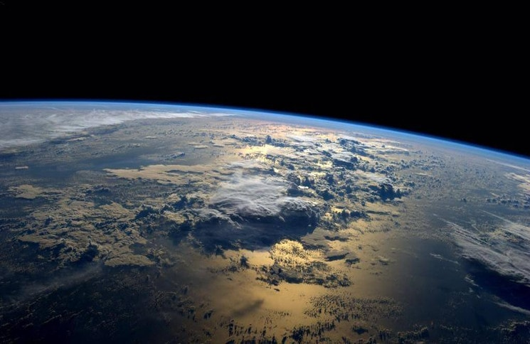 Earth is a system for turning sunlight into conscious experiences. Albeit an inefficient one.